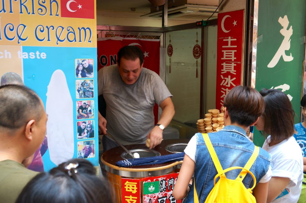 Turkish Ice Cream_Macau