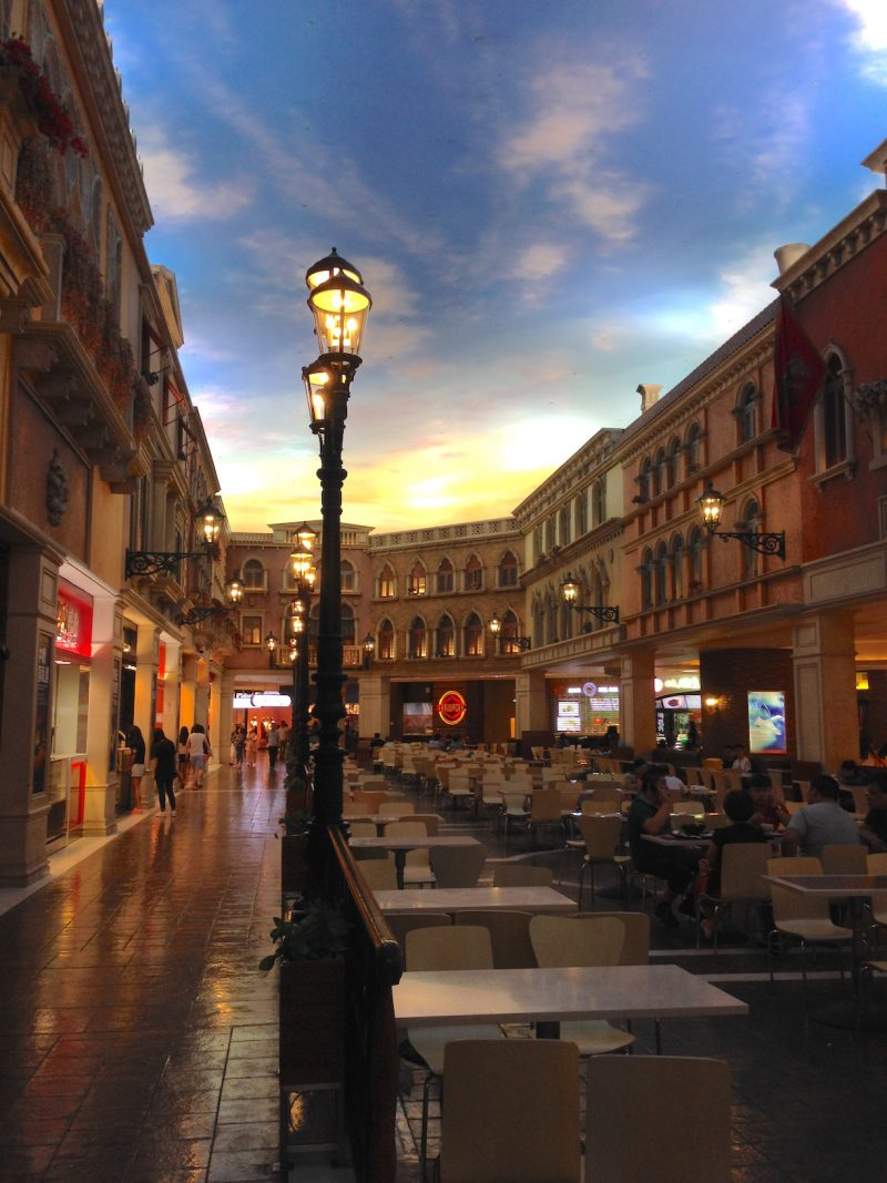 The Venetian Mall Food Court