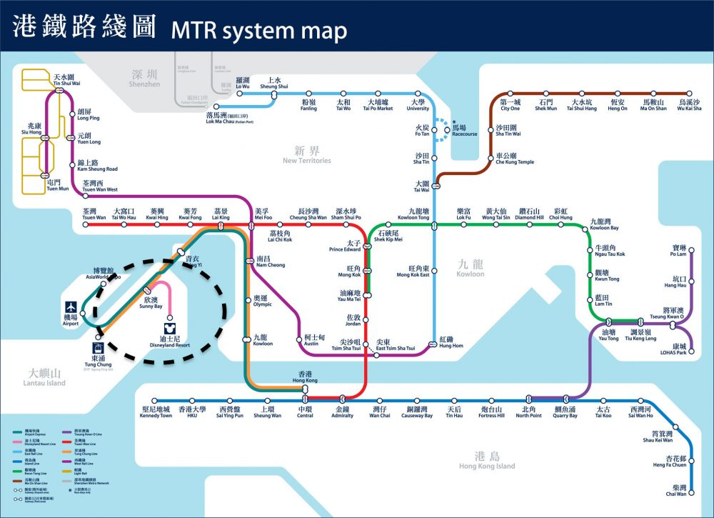 System map foe website
