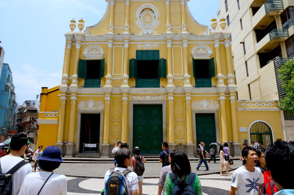 St. Dominic_Macau