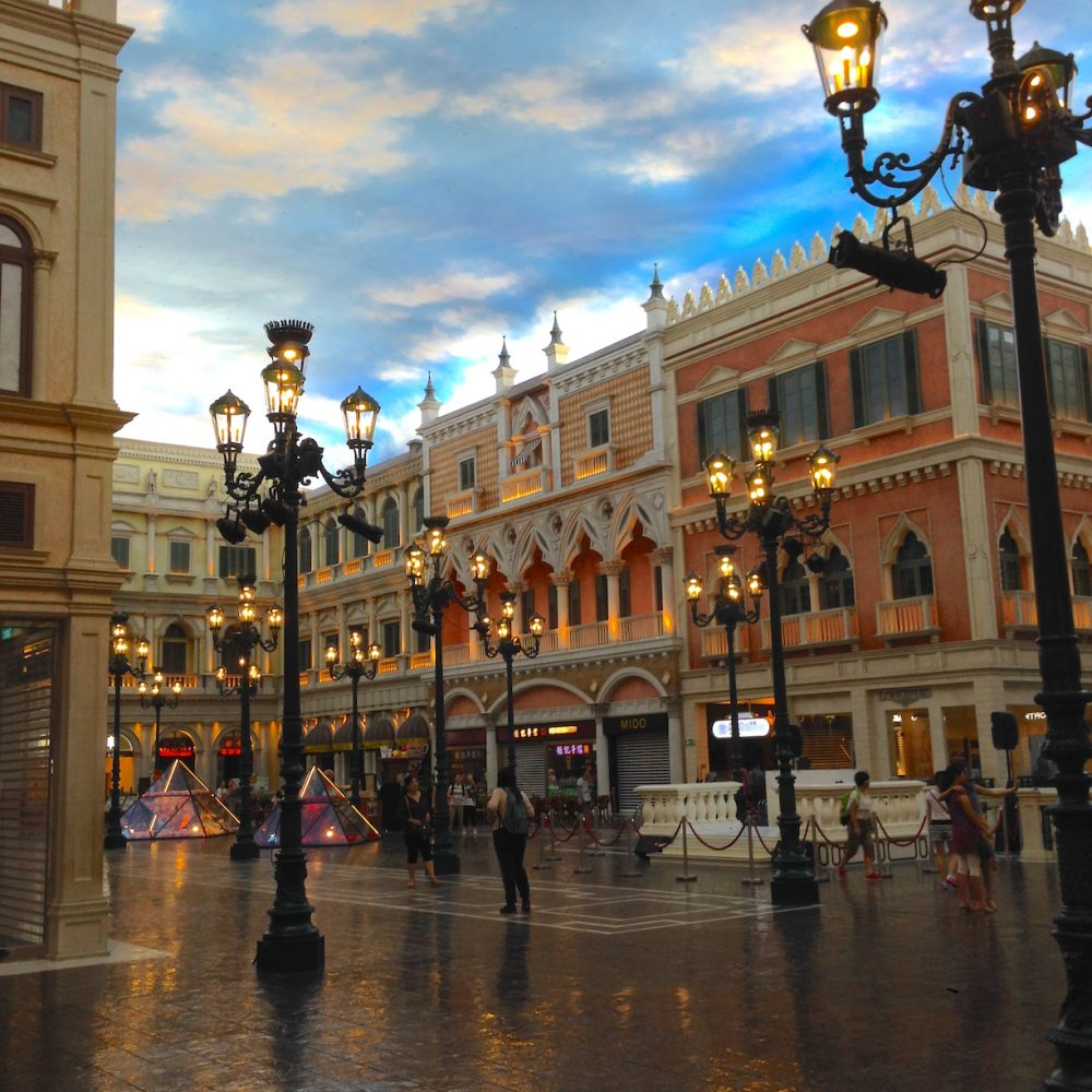 The Venetian Mall_Macau