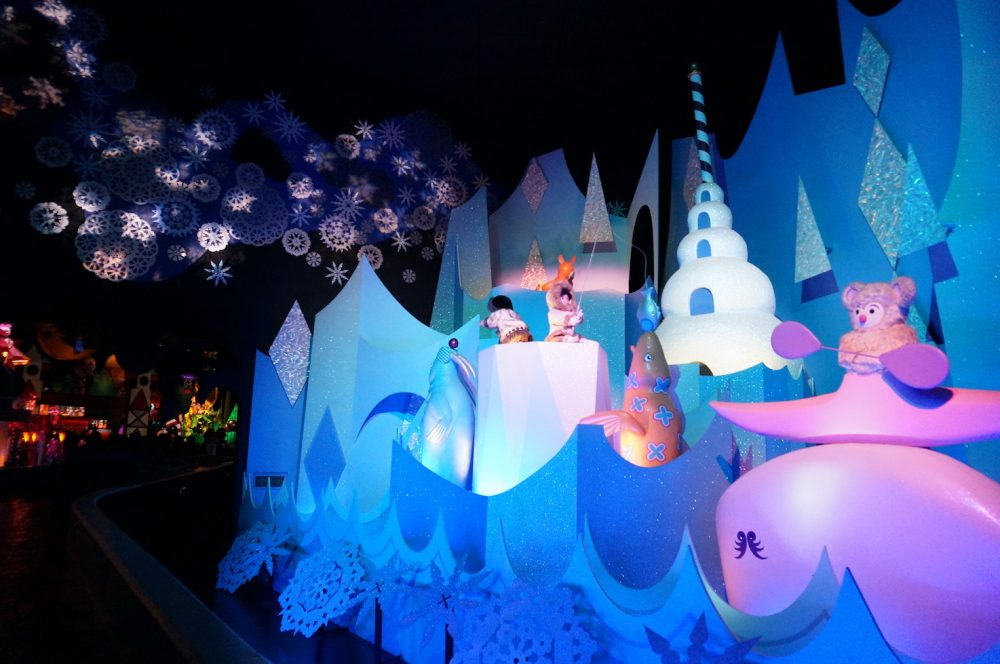 It's A Small World Attraction Disneyland