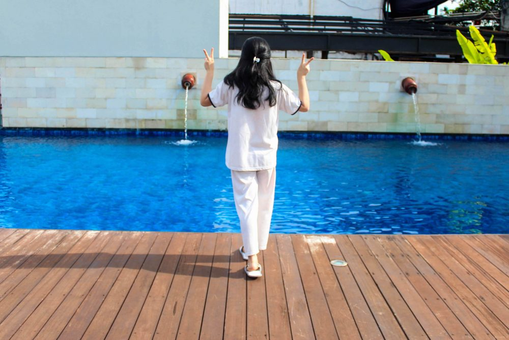J4 Hotels Legian Rooftop Pool