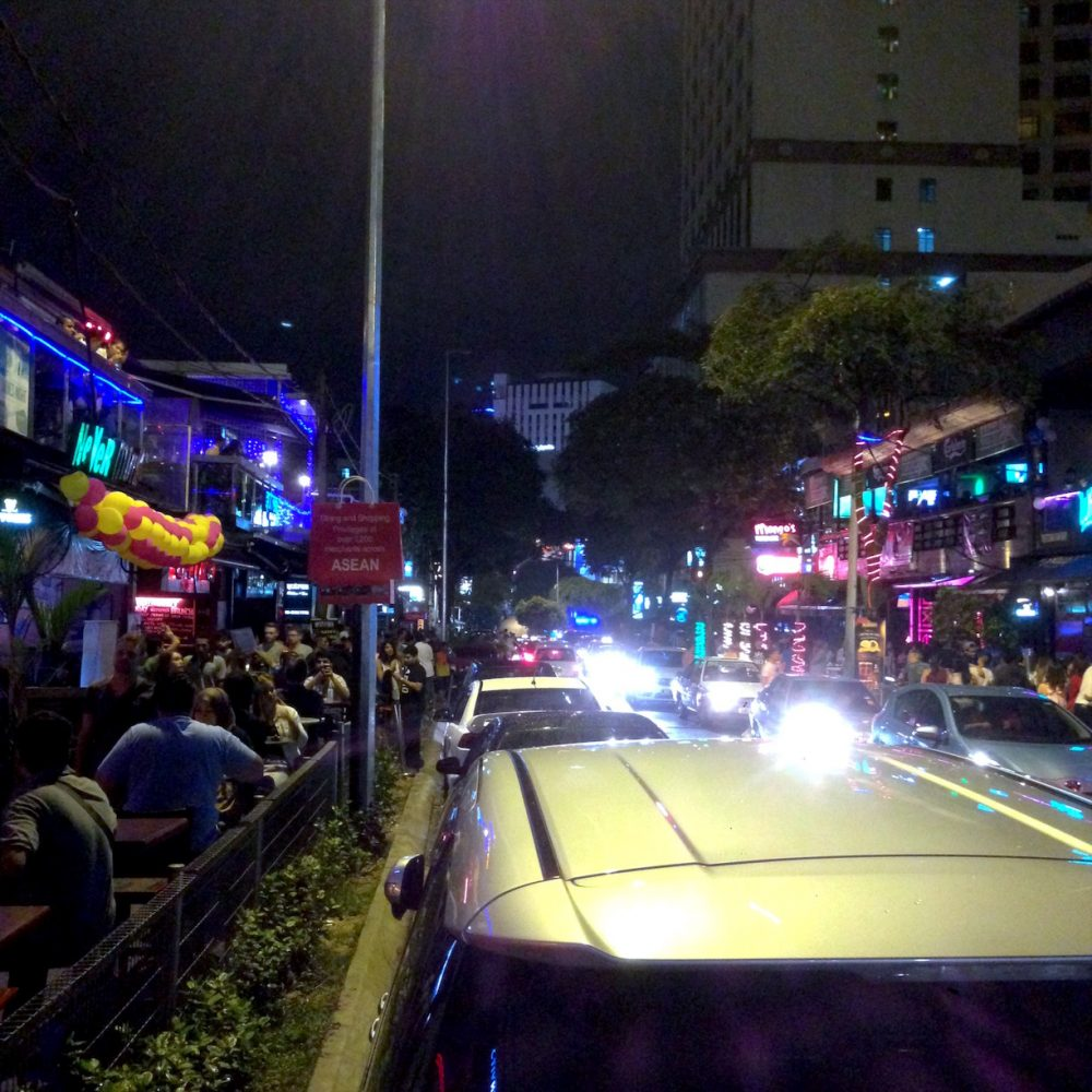 Night Life at Changkat Bukit Bintang