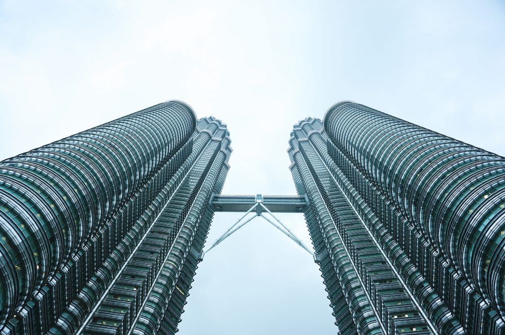 Lookup of Petronas Twin Tower