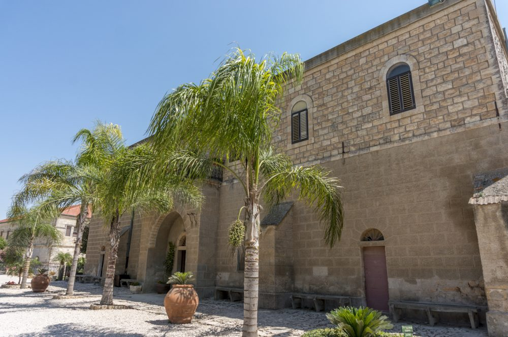 Church of Transfiguration at Mount Tabor