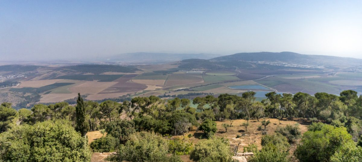 Jezreel Valley Israel