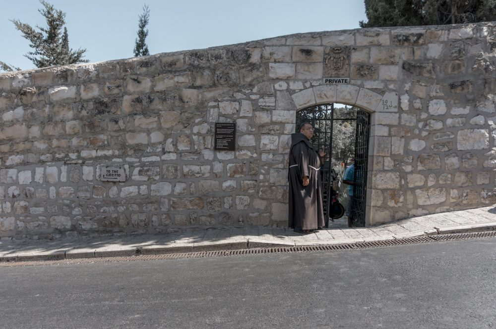 Gethsemane Side Entrance