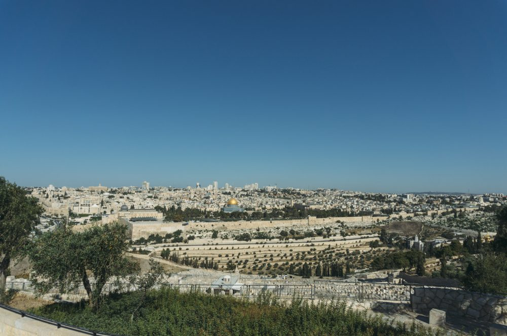 Mount Olives Jerusalem