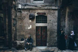 The Fourteen Stations of Via Dolorosa Walkthrough in Jerusalem