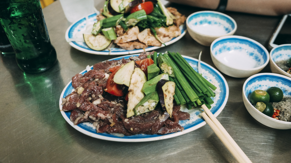 Grilled Beef Hanoi