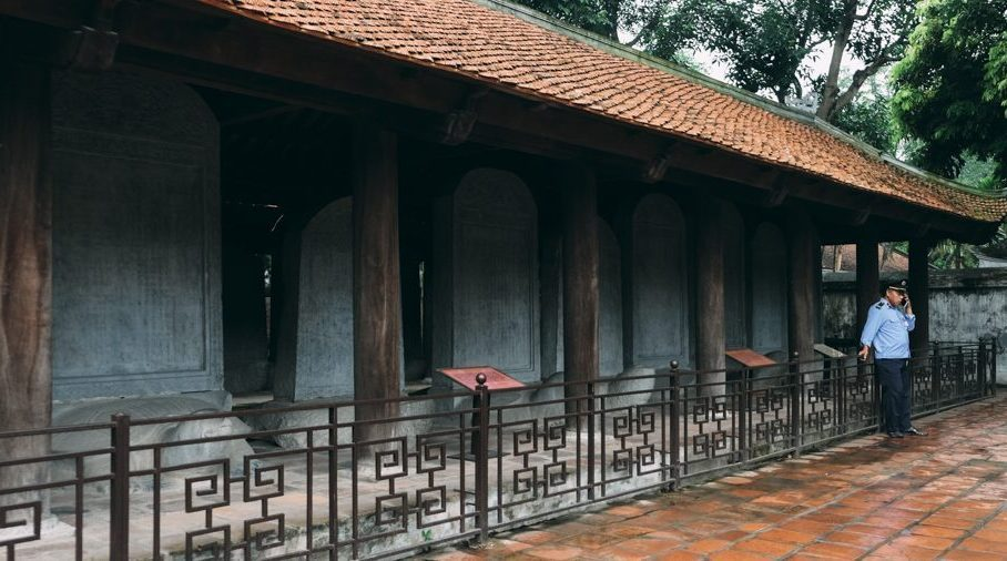 Temple of Literature Hanoi