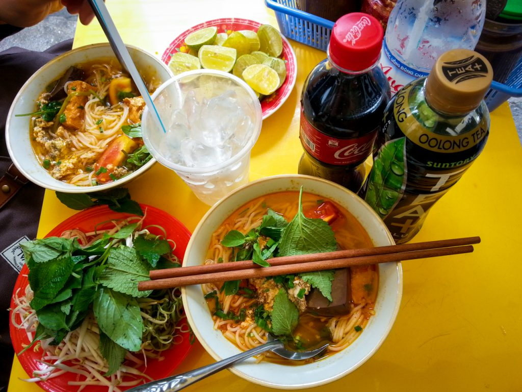 When In Vietnam : A Culinary Journal