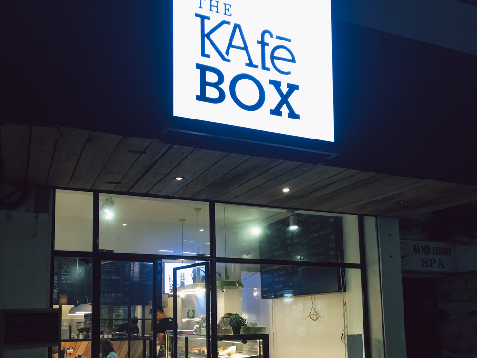 The Kafe Box Hanoi