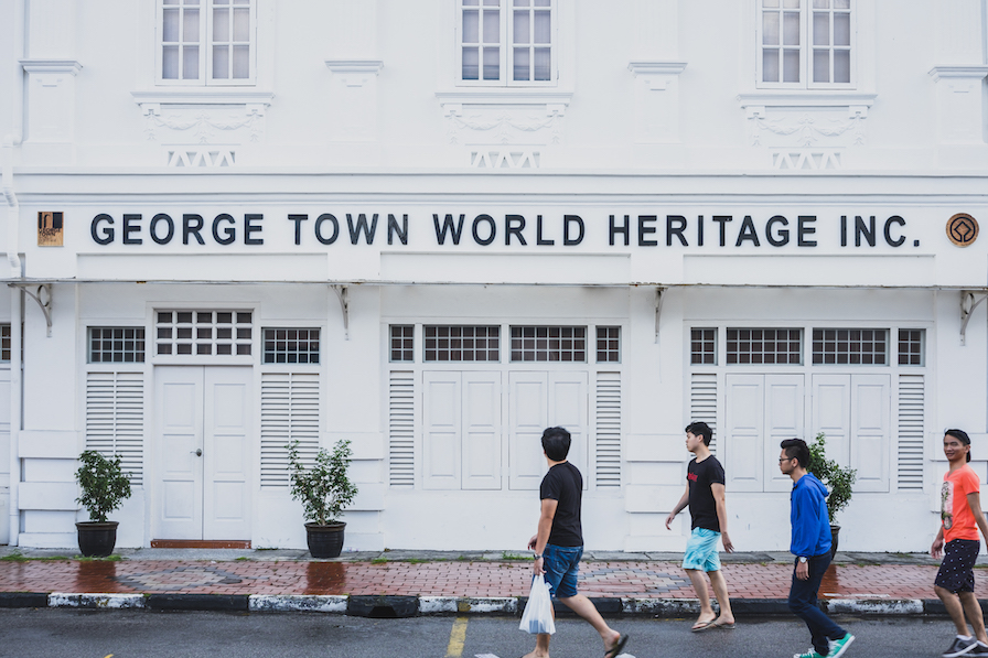 George Town World Heritage