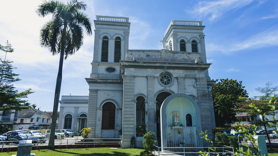Catholic Church in Penang