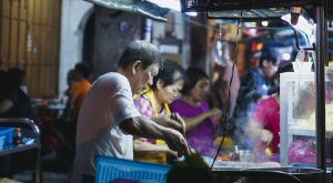 Penang Hawker Street Food