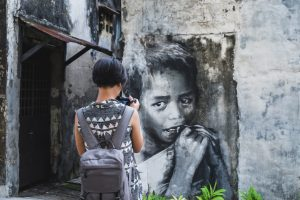 Penang Treasure Hunt : George Town Street Art