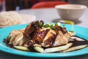 When in Penang : A Culinary Journal
