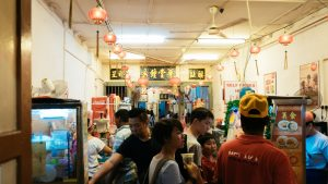 When in Malacca : A Culinary Journal