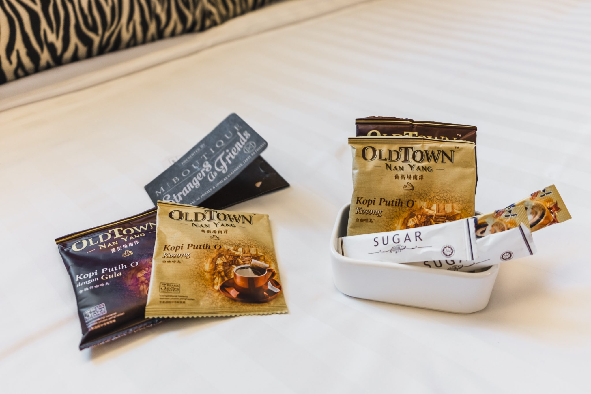 M Boutique Hotel Ipoh Room Amenities