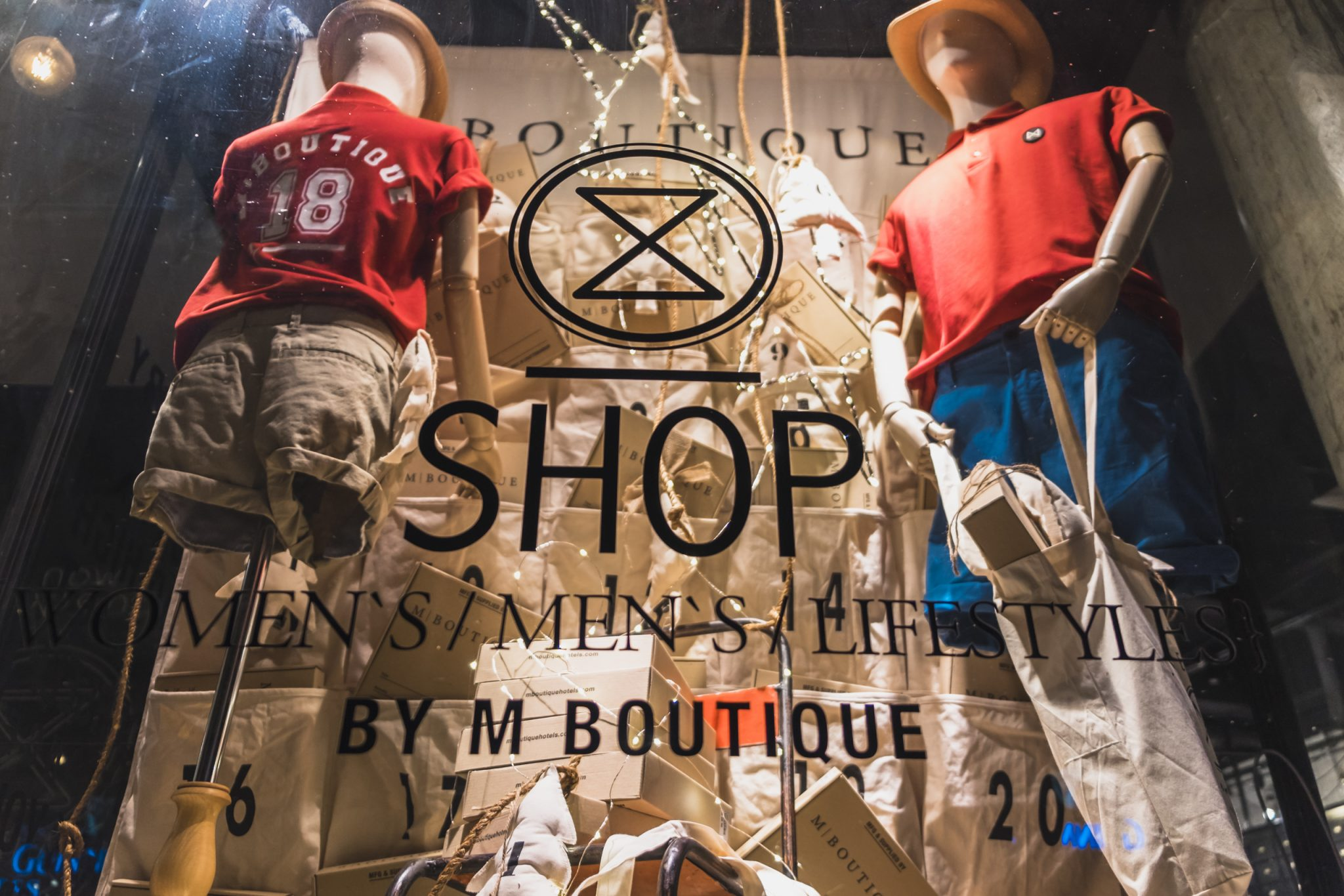 M Boutique Shop