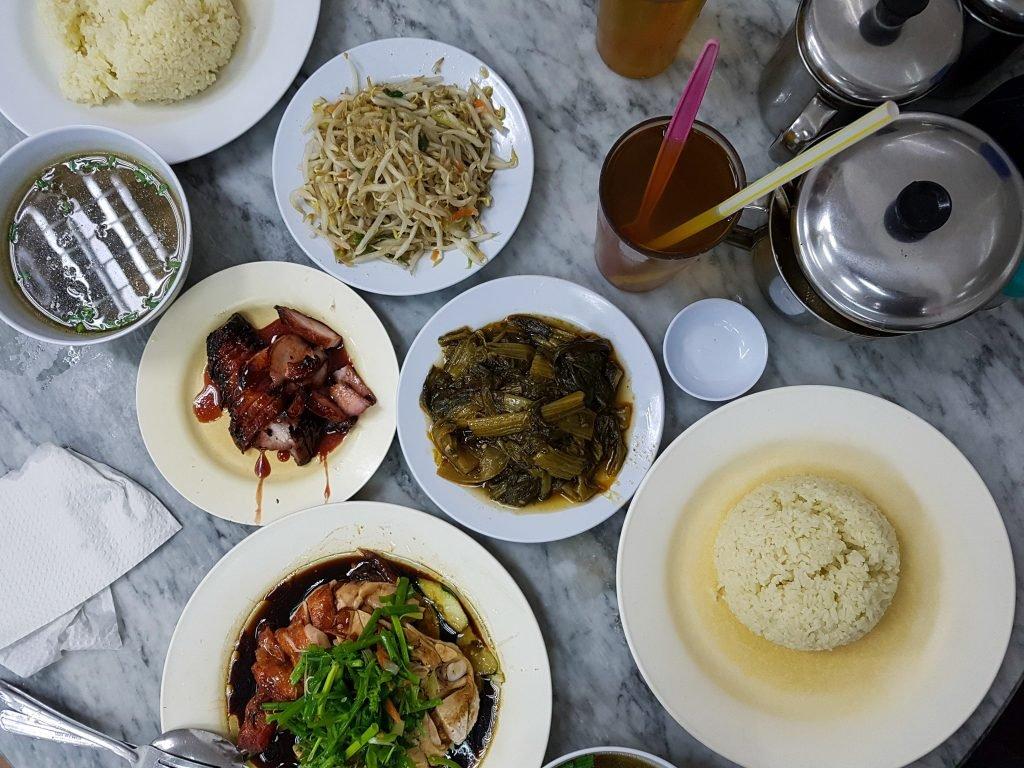 Restoran Nasi Ayam Pak Kong Ipoh
