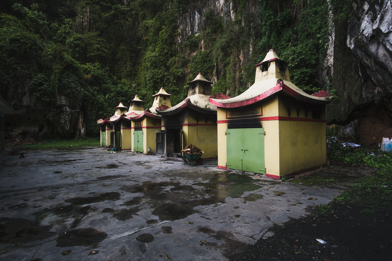 Sam Poh Tong Cremation Facility