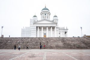24 Hours in Helsinki : A Travel Journal