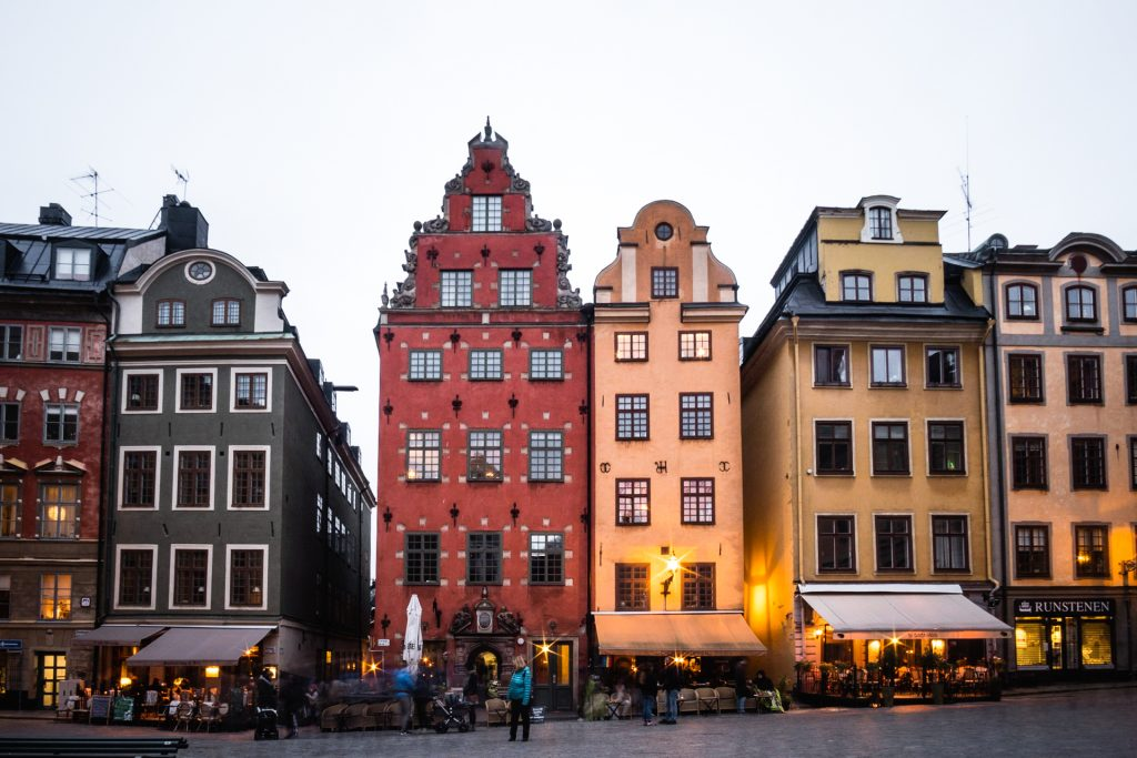 Stockholm Travel Journal – The Urban Tranquility