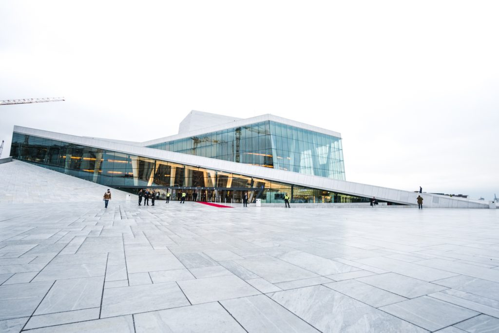 24 Hours in Oslo : A Travel Journal